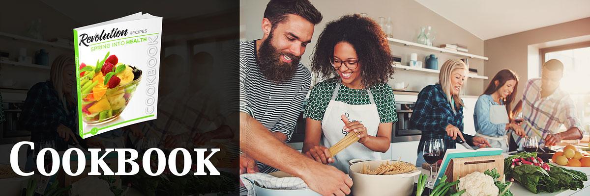 Revolution Recipes Cookbook