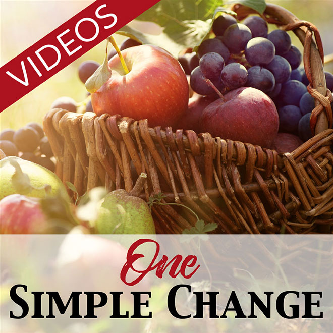 One Simple Change Videos