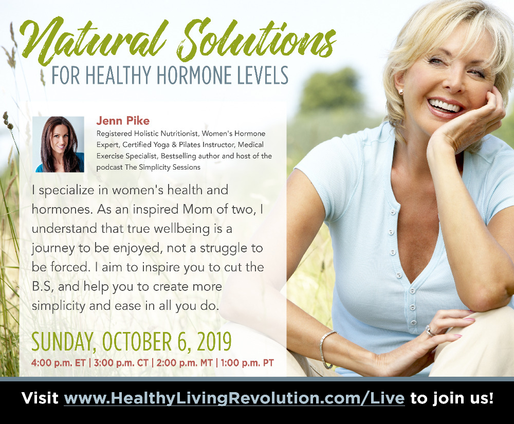 Natural Solutions for Healthy Hormone Levels