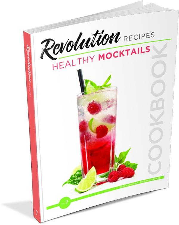 Revolution Recipes Healthy Mocktails