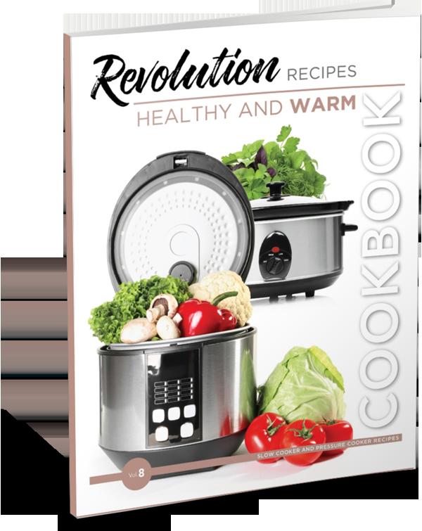 Revolution Recipes Healthy and Warm