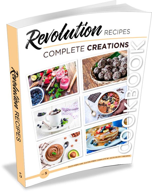 Revolution Recipes Cookbook Vol 5