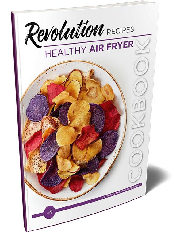Revolution Recipes Healthy Air Fryer
